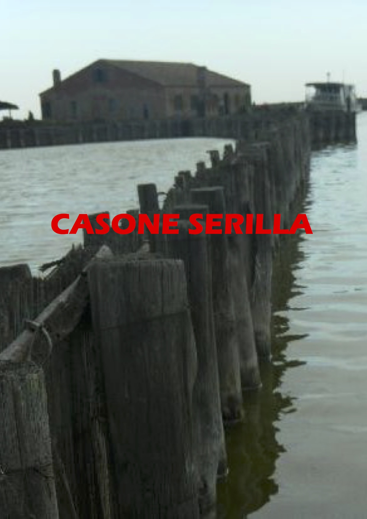 Casine Serilla – copertina